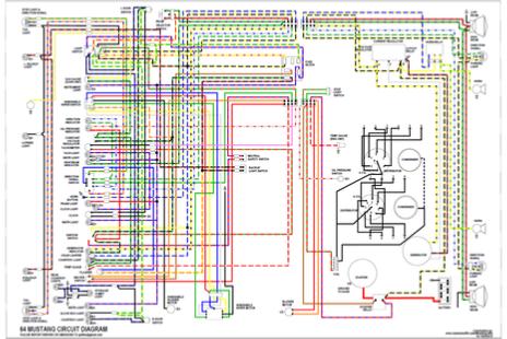 Awe Inspiring Mustang Wiring Diagrams Wiring Digital Resources Remcakbiperorg
